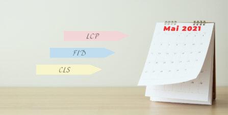 Google Web Vitals LCP FID CLS